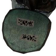 Shield scanner markings