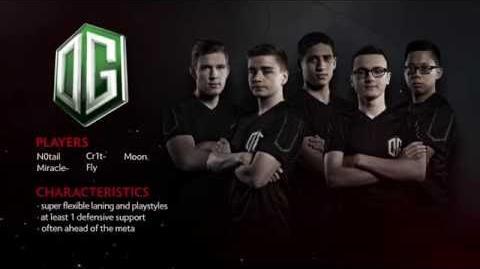 TI6 Team OG
