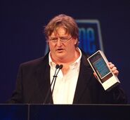 Gabe Newell GDC 2010