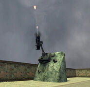 Combine Launcher fire