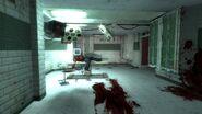 Gift Zombie Krankenhaus tot