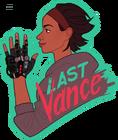 Last Vance sticker