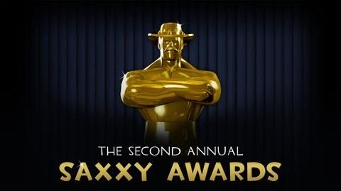 The Second Annual Saxxy Awards are HERE! (Almost)
