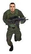 Conscript run