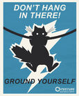 Poster ground yourself