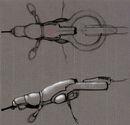 Gunship views concept