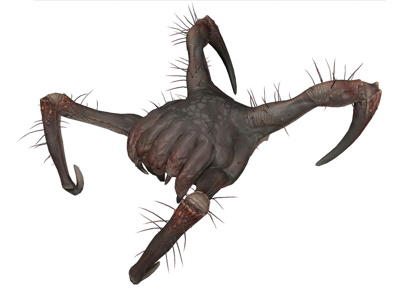 Ядовитый хедкраб