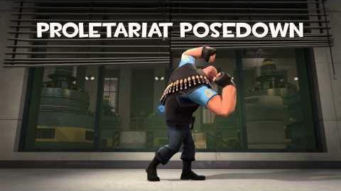 Proletariat Posedown