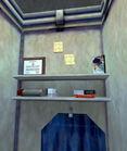 Freeman locker contents
