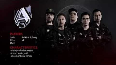 TI6 Team Alliance