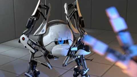 Portal 2 commercial spot