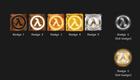 Half badges