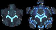 Spark Generator Blue