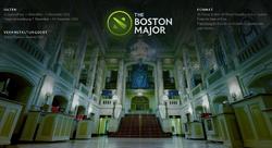 Boston Major Wang Theatre 2016