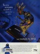 Alien Grunt Intel ad
