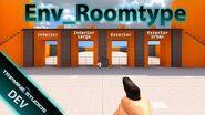 Env Roomtype Demonstration