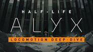 Half-Life Alyx - Locomotion Deep Dive