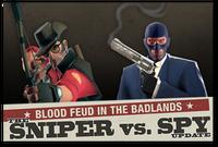Sniper vs