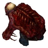Poison zombie back