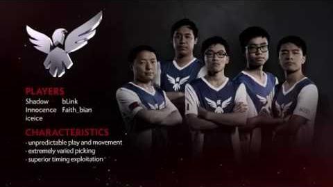 TI6 Team Wings