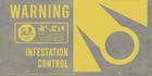Unused Sign Infestation Control Flat