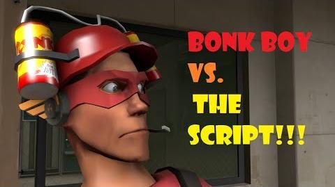 Bonk Boy vs