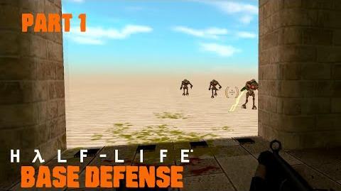 Base Defense -1 (Half-Life Mod)