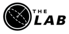 The Lab logo in-game