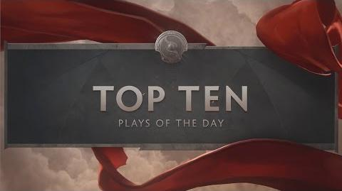TI6 Top 10 Day Two