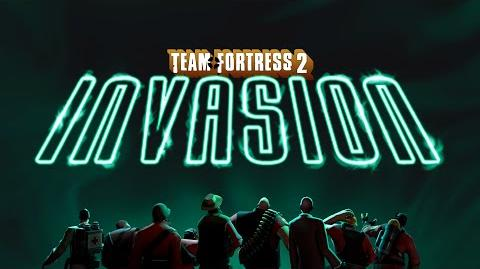 Team Fortress 2 The INVASION Update