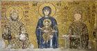 St. Olga Comnenus mosaics Hagia Sophia