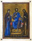 St. Olga Melisende Psalter
