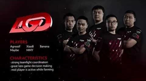 TI6 Team LGD