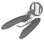 Watercraft model