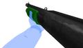 Paint Gun Viewmodel Blue