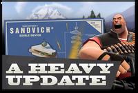 Ein schweres Update