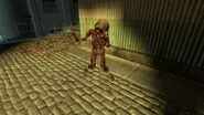 Schneller Zombie erhoben
