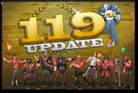 119te Update