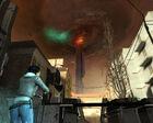 Alyx City 17 Citadel meltdown