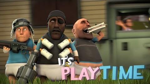 It's Play Time