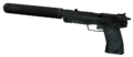 Silenced Enhanced Pistol