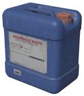 Hazmat plastic container default