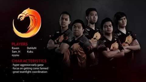 TI6 Team TNC