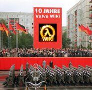 10 Jahre Valve Wiki