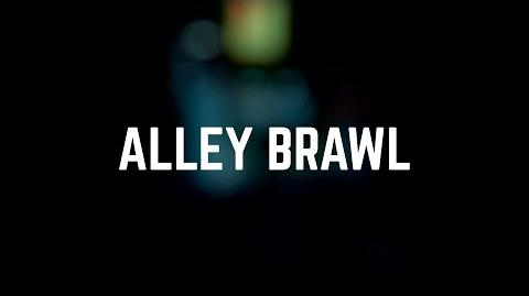 Alley Brawl