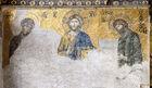 St. Olga Deesis mosaic Hagia Sophia