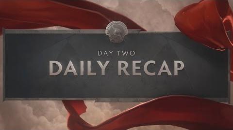 TI6 Day 2 Recap