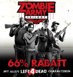 Zombie Army Trilogy Left 4 Dead