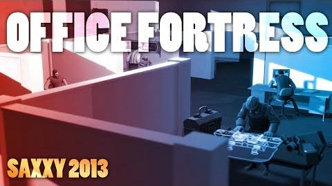 Office Fortress Saxxy 2013 Comedy Nominee