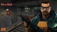 Half-Life 1 Walkthrough 100% (Episodio 8- Sobre Raíles)